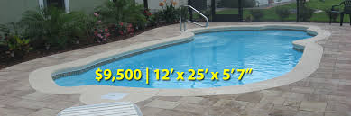 prefabricated pools pools for less save thousands with a fiberglass pool