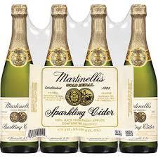 wholesale sparkling cider martinelli s sparkling cider apple 25 4 oz 4 ct