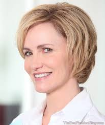 medium length hairstyles for women over 50 pictures
