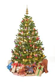 Pretty Christmas Trees Decorated With Presents What Is The Real Significance And Meaning Of The Christmas Tree