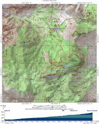 Colorado Bend State Park Map by Phil U0027s Phield Notes On Big Bend National Park Hiking And Camping