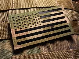 Military Flag Patch 3 5x2 Inch Infrared Multicam Ir Us Flag Patch Us Army Special