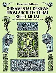 architectural sheet metal ornaments a reprint of the