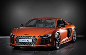 wrapped r8 hplusb design and the fulminant audi r8 v10