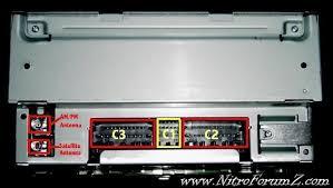 2008 dodge avenger uconnect mygig rer radio wiring for ipod dodgeforum com