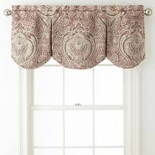 Curtains And Valances Valances Curtains Drapes For Window Jcpenney