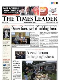 times leader 09 25 2011 powerball united states postal service
