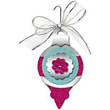die ornament 2 sizzix