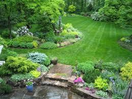 Best  Yard Design Ideas On Pinterest Back Yard Backyard - Landscape designs for large backyards