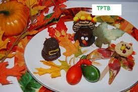 thanksgiving theme food crafts for the preschool toolbox