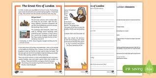 ks1 the great fire of london drama teaching ideas english