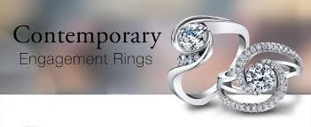 contemporary wedding rings contemporary engagement rings modern wedding rings