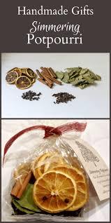 potpourri homemade gifts simmering potpourri hearth u0026 vine