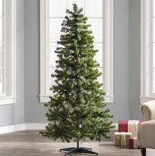 wayfair basics 6 green fir artificial tree with 250