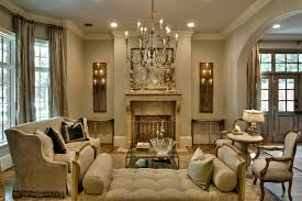 classic living room as unique performance in your house design