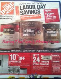 home depot behr paint sale black friday home depot labor day weekend sale 2012 starts august 30