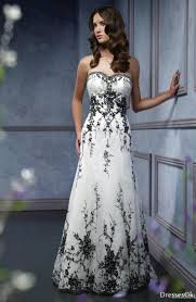 white and black wedding dresses white and black wedding dresses dresses