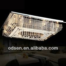 Flat Chandelier Flat Crystal Chandelier Flat Crystal Chandelier Suppliers And