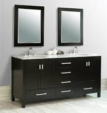 Unfinished Bathroom Cabinets And Vanities by Bathroom Narrow Bathroom Vanity With Single Door Cabinet And Six