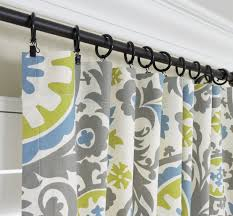 Green And Green Kitchen Curtains And
