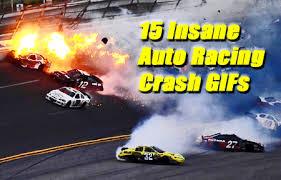 15 insane auto racing crash gifs