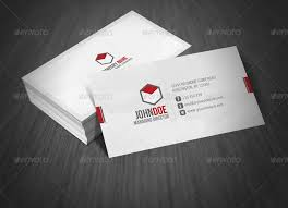 Best Visiting Card Designs Psd 25 Best Business Card Templates Photoshop Designs 2017