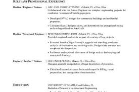 Drafting Resume Examples by Architectural Drafter Resume Examples Reentrycorps