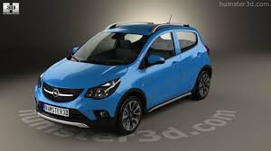 opel karl 2015 360 view of opel karl rocks 2017 3d model hum3d store