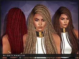 sims 3 african american hairstyles sims 3 updates downloads fashion genetics hair page 148