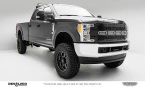 truck ford 2017 bold new 2017 ford super duty grilles now available from t rex
