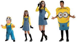 Halloween Costume Ideas Kids Girls Minion Halloween Costume Kids
