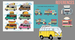 how to create a foodtruck in adobe photoshop u2013 free adobe