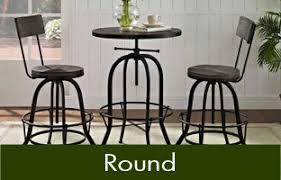 round bistro table set pub tables chairs bistro sets pub table sets bed bath beyond
