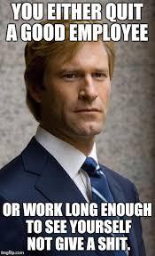 Quit Work Meme - my experience working in fast food rebrn com