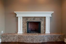 how to re tile a fireplace surround laura williams