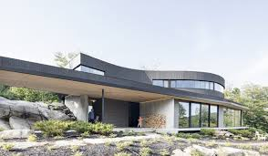 Big House Design Low Impact House Design Offers Healthy Living