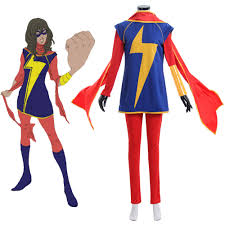 Ms Marvel Halloween Costume Compare Prices Halloween Costumes Women Marvel