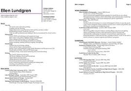 exle of resume for a 2 exles of 2 page resumes 10 resume format exle 16 sle