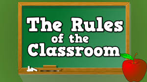 the rules of the classroom song for kids about the 6 rules of the