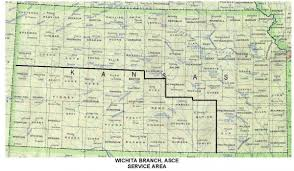 Map Of The State Of Kansas by Scholarship U0026 Grant Wichita Branch