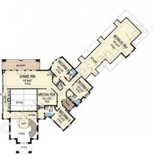 Plan 888 15 by Caledonia European House Plans Luxury House Plans