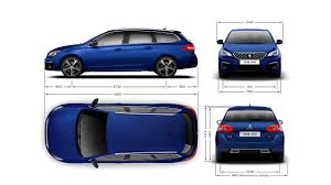 peugeot expert dimensions peugeot 308 touring new car showroom hatchback technical