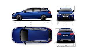 peugeot expert dimensions peugeot 308 touring new car showroom hatchback technical