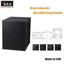 12 Inch Bass Cabinet 12 Inch 3 Way E Voice Empty Wood Line Array Speaker Cabinet Buy