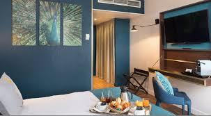 decoration chambre hotel visite déco l hôtel birdy à aix en provence cocon de décoration