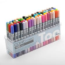 ciao 72 b set copic markers sketch ciao online store