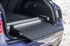 bentley bentayga trunk 2017 bentley bentayga first test review motor trend