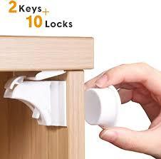 kitchen cupboard door child locks baby proofing child safety cabinet locks by