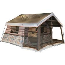Tent Cabin by Igloo 8 Man Log Cabin Tent U2014 Front Porch And All Www Kotulas Com