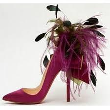 Peacock High Heels Christian Louboutin Womens High Heels Shoes Redbottoms Stiletto